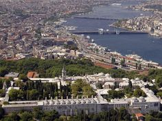 Topkapı Sarayı, Istanbul, Turkey