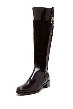 Butter Lee Flat Riding Boot