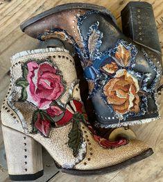 Botas Boho, Bohemian Boots, Hippie Lifestyle, Old Gringo, Festival Looks, The Ranch, Cowboy Boots, Boho Fashion, Footwear
