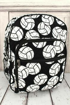Volleyball Backpack for school