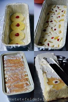 Sweets Recipes, Easy Desserts, Cake Recipes, Cooking Bread, Cooking Recipes, Brze Torte, Homemade Sweets, Mini Cheesecakes, Food Decoration