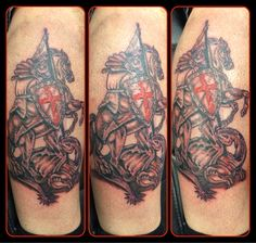 #timeless #timelesstattoos #thetimelesstattoo #alton #hampshire #marketstreet #tattoo #tattoos #tattooart #ink #tattoolife #inklife #bodyart #bodymods #tattoosofinstagram #tattoostudio #work #vintageshop #nofilter #tattoolove #tattoolovers #stgeorge #stgeorgeandthedragon #dragon #horse #patron #patronsaint