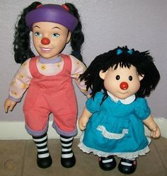 The Big Comfy Couch, Ronald Mcdonald, Harajuku, Dolls, Fictional Characters, Style, Baby Dolls, Swag, Puppet