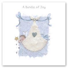 Cards » A Bundle of Joy - Boy » A Bundle of Joy - Boy - Berni Parker Designs