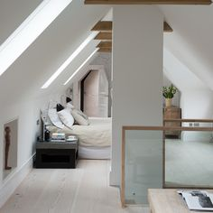 Warning: you're probably going to spend the rest of today daydreaming about loft rooms