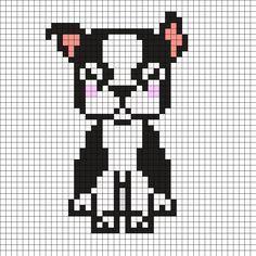 Bildresultat för french bulldog grid pattern