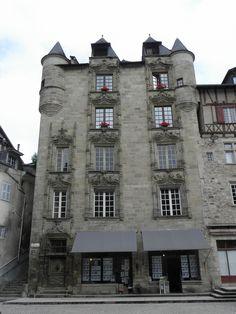 Tulle (Corrèze) - Maison Loyal - XVIème