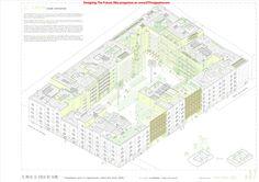Amaia Arana Corral   EL PATIO EL, ESPEJO DEL ALMA - Estrategias para la regeneración urbana del Raval en Barcelona 2014 ETSA Sevilla #DTF07