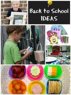 8 back to school ideas that caught my eye | Bakerette.com