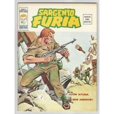 Vértice. Volumen 2. Sargento Furia. 06.
