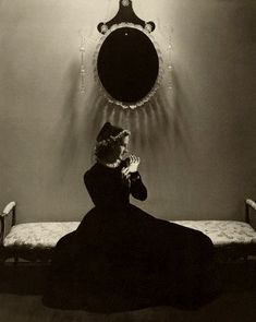 Norma Shearer. Photograph by Edward Steichen.