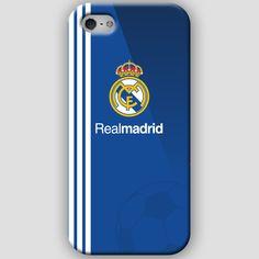Fundas para iPhone 4-4s-5-5s, con diseños del Real Madrid CF. Materiales policarbonato semiflexible y  color azul y rayas blancas Puedes ver más detalles y Comprar con envió gratis en: http://www.upaje.com/shop/fundas-moviles/real-madrid-cf-iphone-5-5s/ #fundas #carcasas #iphone4 #iphone4s #iphone5 #iphone5s #realmadrid #azul