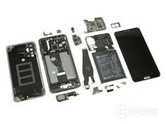 iFixit Huawei P20 Pro Teardown
