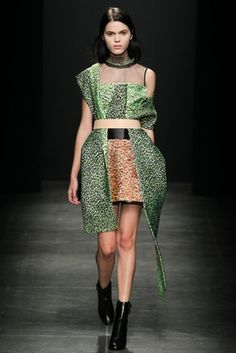 Ter et Bantine Fall 2015 Ready-to-Wear Fashion Show: Complete Collection - Style.com