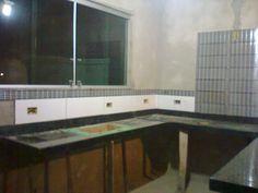 cerâmica na cozinha