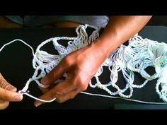 hairpin lace buza 2 - YouTube