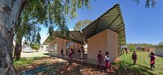 s2arch and RWTH aachen university build a new school in south africa
