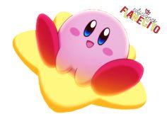 Kirby by YoitsuXFlan.deviantart.com on @DeviantArt