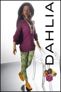 Prettie Girls Dahlia (Coming Soon)