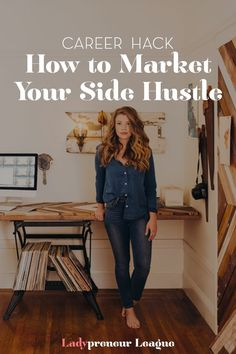 How to Market Your #SideHustle | Tips on how to take your hobby from spending money to making it. #CareerAdvice