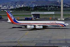 LAN Chile Boeing 707-321B