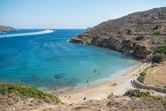 Landscape photos & video of Ios island Greece on Travel Unmasked. The perfect place for a Greek island beach holiday & where to go on Ios, by Peter Parkorr. Mykonos Greece, Crete Greece, Athens Greece, Santorini, Greek Island Hopping, Hiking Tours, Greece Islands, Vacation Deals, Island Beach