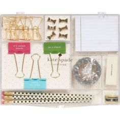 Kate Spade office kit - Paper Source