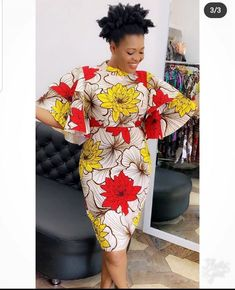 Check out unique latest ankara styles for ladies. What's not to love about ankara styles? They are simply gorgeous and can make. African Fashion Ankara, Latest African Fashion Dresses, African Dresses For Women, African Print Fashion, African Attire, African Tops, African Men, Africa Fashion, African Prints