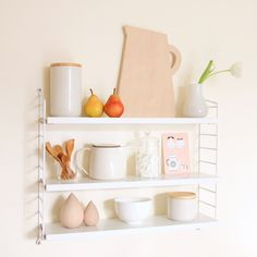 wood cutboard carafe shaped <3 lovely, for decor too - Zü kitchen