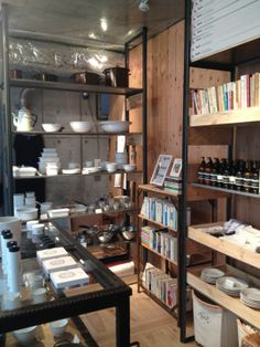 1LDK (Nakameguro) – an interiors store that draws comparisons to Muji.