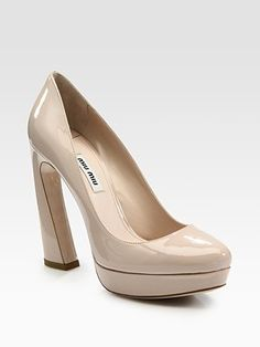 perfection in a pump
