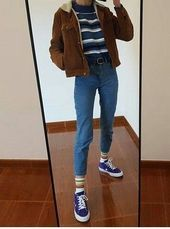 fashion for teens 98 Teenager-Mode-Outfit - fashion Aesthetic Fashion, Aesthetic Clothes, Look Fashion, Korean Fashion, Fashion Tape, Aesthetic Grunge, Aesthetic Vintage, Fashion Edgy, Paris Fashion