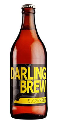 There are six flavours including: Darling Brew, Darling Brew Desert Dragon, Silver Back Darling Brew, Bone Crusher, Native Ale Darling Brew and Black Mist. Beer Packaging, Packaging Design, Beers Of The World, More Beer, Beer Brands, Branding, Craft Beer, Beer Bottle, Alcoholic Drinks