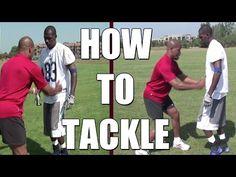 How to tackle with Shaun Gayle Football Drills For Kids, Football 101, Football Training Drills, Tackle Football, Football Workouts, Football Quotes, Oregon Ducks Football, High School Football, Ohio State Football