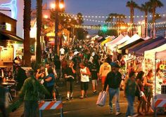 Sunset Market. Every Thursday year round! Oceanside CA