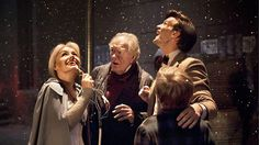 Doctor Who 6x00 - A Christmas Carol Abigail, Kazran, Young Kazran and the Doctor