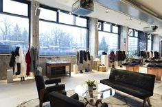 The Store concept store, Berlin – Germany » Retail Design Blog