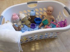 For Ely  Pretend Play - Doll Bathtime — Blog: Art Activities & Fun Crafts Project Ideas for Kids — FamilyEducation.com