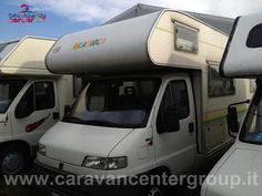 Caravan Center Group :: Vendita e noleggio Camper