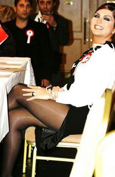 Sibel Can Turkish Singer In Pantyhose 15