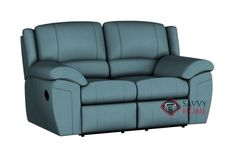 Daley Dual Reclining Loveseat by Palliser--Power Upgrade Available. Classic combination of style and comfort.