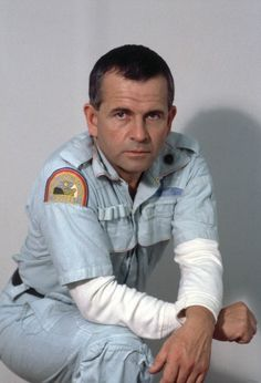 Covert Android Ash from Alien, 1979. Played by Ian Holm.