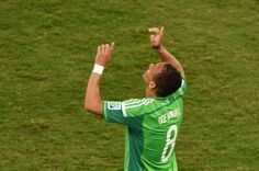 Peter Odemwingie is thankful to be able to play again