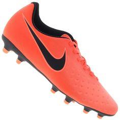 Chuteira de Campo Nike Magista Ola II FG Chuteira Nike Campo be39f6f6f65d8