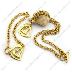 s001290 Item No. : s001290 Market Price : US$ 63.60 Sales Price : US$ 6.36 Category : Necklace and Bracelet Set Update time : 2015-01-30 Size: 440/240*6mm