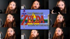 Zelda: A Link to the Past - Intro Story/Prologue Acapella