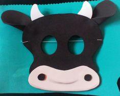 Moldes de mascaras de animales | Todo en GOMA EVA