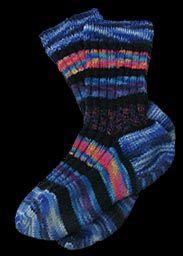 RosiesWelt - Socken stricken...