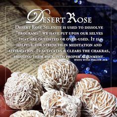 DESERT ROSE, GYPSUM, SELENITE, crystals, awakening, book of shadows, reiki, attunement, spiritual, metaphysical, white magick, witch , spells, chakras, aura, light energy, healing. www.whitewitchparlour.com