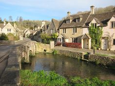 Castle Combe, Wiltshire, England | 18 British Villages You Should Run Away To